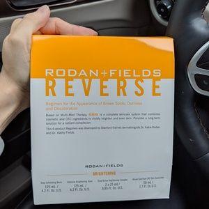 Rodan & Fields reverse regimen